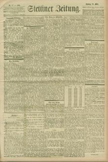 Stettiner Zeitung. 1900, Nr. 71 (25 März)