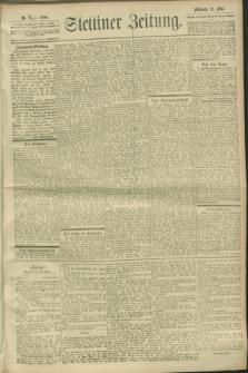 Stettiner Zeitung. 1900, Nr. 73 (28 März)