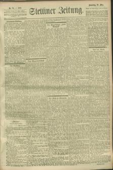 Stettiner Zeitung. 1900, Nr. 74 (29 März)