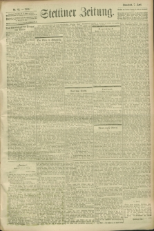 Stettiner Zeitung. 1900, Nr. 82 (7 April)