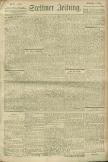Stettiner Zeitung. 1900, Nr. 86 (12 April)