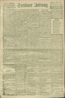 Stettiner Zeitung. 1900, Nr. 88 (15 April)
