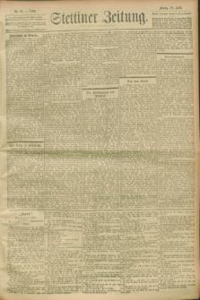 Stettiner Zeitung. 1900, Nr. 91 (20 April)