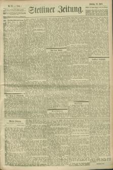 Stettiner Zeitung. 1900, Nr. 93 (22 April)