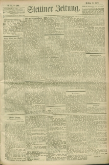 Stettiner Zeitung. 1900, Nr. 94 (24 April)