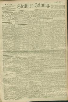 Stettiner Zeitung. 1900, Nr. 97 (27 April)