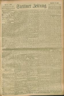 Stettiner Zeitung. 1900, Nr. 98 (28 April)