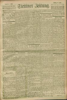 Stettiner Zeitung. 1900, Nr. 99 (29 April)