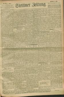 Stettiner Zeitung. 1900, Nr. 101 (2 Mai)