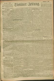 Stettiner Zeitung. 1900, Nr. 104 (5 Mai)