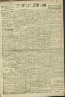 Stettiner Zeitung. 1900, Nr. 105 (6 Mai)