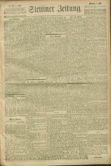 Stettiner Zeitung. 1900, Nr. 107 (9 Mai)