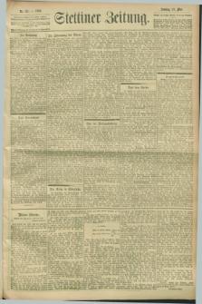 Stettiner Zeitung. 1900, Nr. 111 (13 Mai)