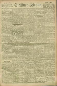 Stettiner Zeitung. 1900, Nr. 112 (15 Mai)