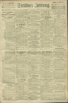 Stettiner Zeitung. 1900, Nr. 113 (16 Mai)