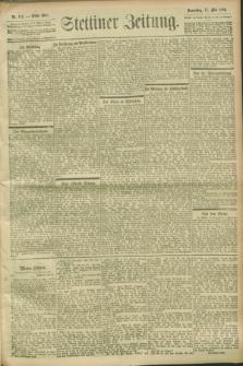 Stettiner Zeitung. 1900, Nr. 114 (17 Mai)