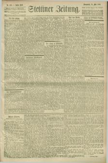 Stettiner Zeitung. 1900, Nr. 116 (19 Mai)