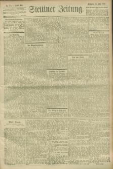 Stettiner Zeitung. 1900, Nr. 119 (23 Mai)