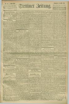 Stettiner Zeitung. 1900, Nr. 121 (26 Mai)