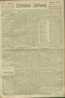 Stettiner Zeitung. 1900, Nr. 125 (31 Mai)