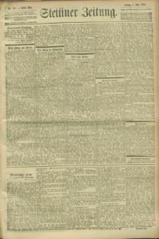 Stettiner Zeitung. 1900, Nr. 126 (1 Juni)