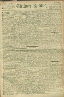 Stettiner Zeitung. 1900, Nr. 127 (2 Juni)