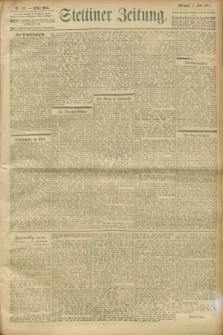 Stettiner Zeitung. 1900, Nr. 129 (6 Juni)