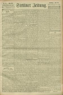 Stettiner Zeitung. 1900, Nr. 130 (7 Juni)