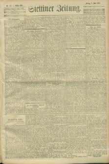 Stettiner Zeitung. 1900, Nr. 131 (8 Juni)