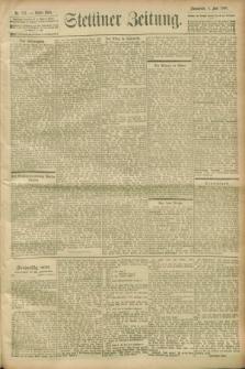 Stettiner Zeitung. 1900, Nr. 132 (9 Juni)