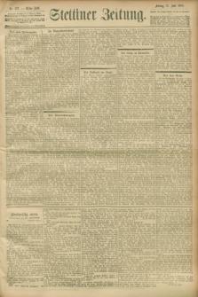 Stettiner Zeitung. 1900, Nr. 137 (15 Juni)