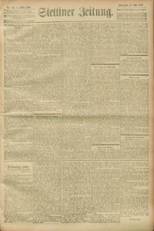 Stettiner Zeitung. 1900, Nr. 138 (16 Juni)