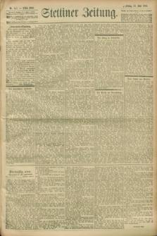 Stettiner Zeitung. 1900, Nr. 143 (22 Juni)