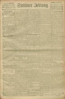 Stettiner Zeitung. 1900, Nr. 144 (23 Juni)