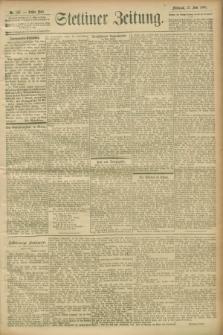 Stettiner Zeitung. 1900, Nr. 147 (27 Juni)