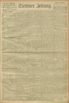 Stettiner Zeitung. 1900, Nr. 149 (29 Juni)