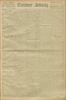 Stettiner Zeitung. 1900, Nr. 150 (30 Juni)