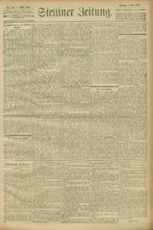 Stettiner Zeitung. 1900, Nr. 152 (3 Juli)