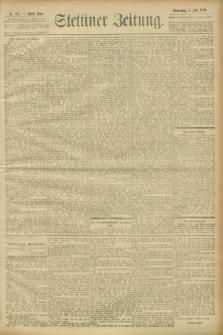 Stettiner Zeitung. 1900, Nr. 154 (5 Juli)