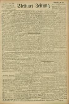 Stettiner Zeitung. 1900, Nr. 156 (7 Juli)