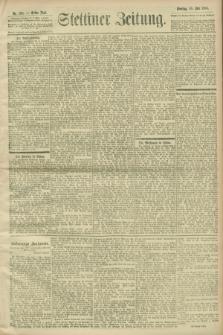 Stettiner Zeitung. 1900, Nr. 158 (10 Juli)