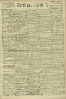 Stettiner Zeitung. 1900, Nr. 159 (11 Juli)