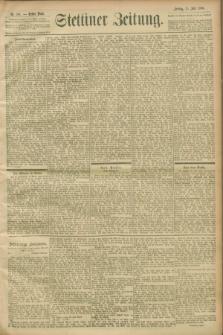 Stettiner Zeitung. 1900, Nr. 161 (13 Juli)