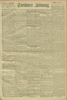Stettiner Zeitung. 1900, Nr. 164 (17 Juli)