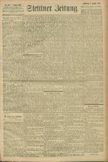 Stettiner Zeitung. 1900, Nr. 183 (8 August)