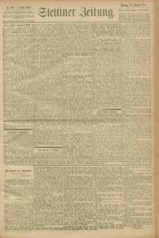 Stettiner Zeitung. 1900, Nr. 188 (14 August)