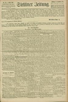 Stettiner Zeitung. 1900, Nr. 218 (18 September)