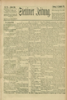 Stettiner Zeitung. 1900, Nr. 229 (30 September)