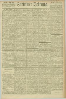 Stettiner Zeitung. 1900, Nr. 233 (5 Oktober)