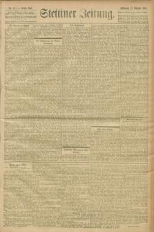 Stettiner Zeitung. 1900, Nr. 243 (17 Oktober)